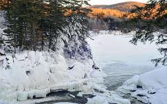 Vörös folyó, Kanada