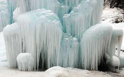 Tél az Olasz Alpokban