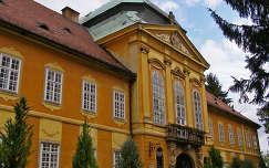 Bükkösd, Petrovszky-Jeszenszky kastély