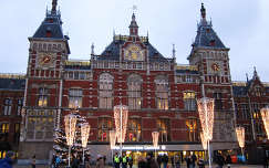 Amsterdam Holland, CENTRAL STATION