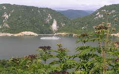 Kazáni szoros, Szerbiából a román oldal, Al-Duna