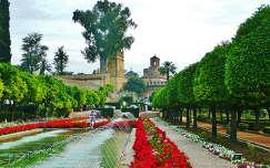 SPAIN, Córdoba, Alcazar de los Reyes