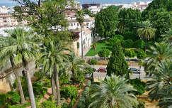 Córdoba, SPAIN, Alcazar VANAF