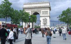 Diadalív, Párizs, Franciaország