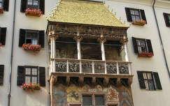 Innsbruck,Aranytetős ház,Ausztria