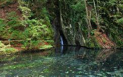 Magyarország, Bükk hegység, Szilvásvárad, Szalajka-völgy, Szikla-forrás