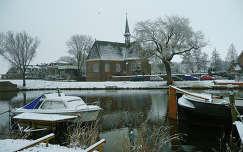 Spaarndam Holland