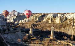 Törökország-Kappadókia (Szerelmesek völgye)
