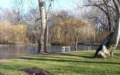 Andrássy-kastély park, Tóalmás