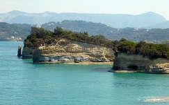 Sidari, Korfu, Görögország