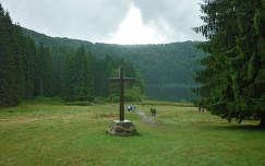 Szent Anna tó - Erdély
