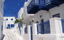 Görögország-Kimolos sziget: Chora