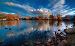 Lake Park in Reno