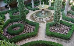 Granada,  Jardines del Alhambra