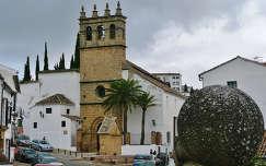 RONDA SPAN, Iglesia Padre JESUS