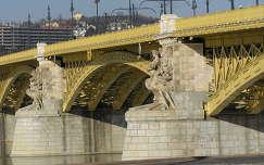 Felújított Margit híd,Budapest
