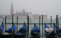 Velence, gondolák, Olaszország