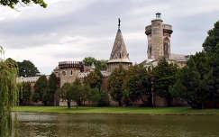 Ausztria,Laxenburgi kastély