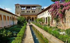 Granada Spain,GENERALIFE (Alhambra)