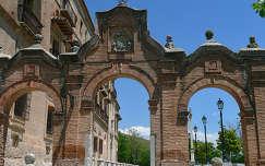 Granada Spain , Abadía-Sacromonte