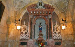 Granada SPAIN, Catacombe KERK, Sacromonte