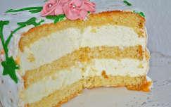 Fogy a torta...hamm :)