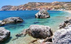 Görögország-Milos: Paleochori beach