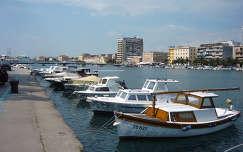 Zadar, Horvátország.