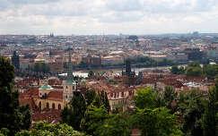 Csehország,Prága látkép