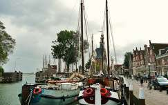 Holland, Hoorn, Haven