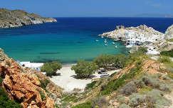 Görögország-Milos sziget: Firopotamos