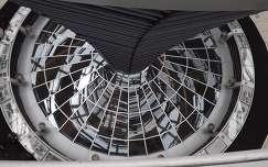 A Reichstag kupolájában