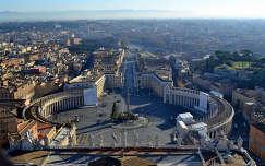 Szent Péter tér, Róma