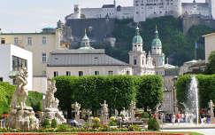 Mirabell park, Salzburg, Ausztria