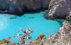 Görögország-Milos sziget: Tsigrado
