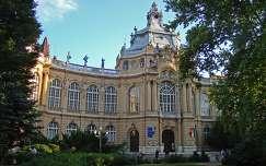 Mezőgazdasági Múzeum Budapet, Vajdahunyad vára
