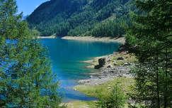 Lago Pian' Palu-Olaszország