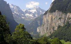 Svájc,Lauterbrunneni völgy