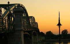 Mária Valéria híd, Esztergom