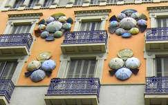 Esernyő múzeum épülete, Barcelona