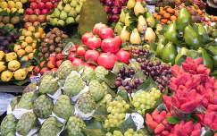 piac gyümölcs