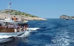 Kornati Nemzeti Park, Horvátország