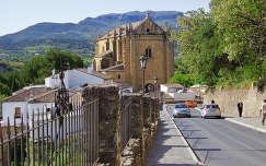 Spain-Ronda, Andalusië