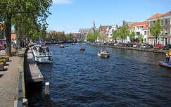 Haarlem-Holland, Rivier Spaarne