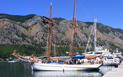 Kotor kikötő