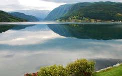Ulvik, Hardangerfjord, Norvégia