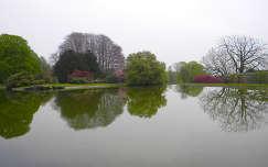 Királyi palota kertje - Brüsszel - Belgium