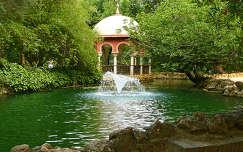 Sevilla, Spain, Parque Maria-Louise