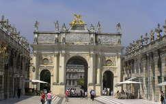 Nancy,Franciaország