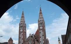 Szeged - Dóm - Fotó: Kőszály